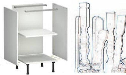 Semilavorati per cucine e porte